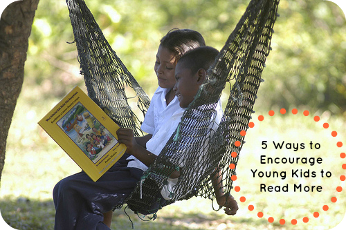 Encourage Young Readers to Read More