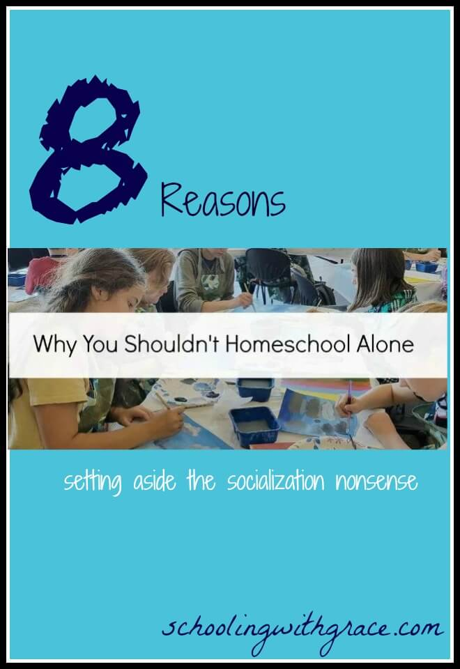 reasons for homeschool community