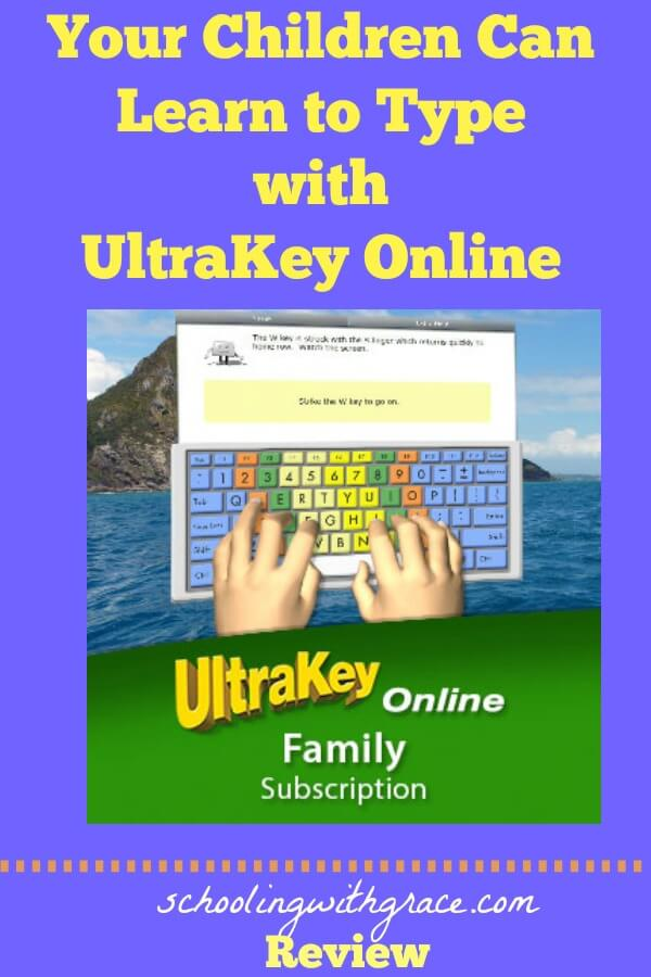Ultrakey Online