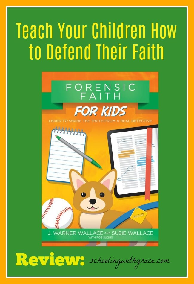 Forensic Faith Review