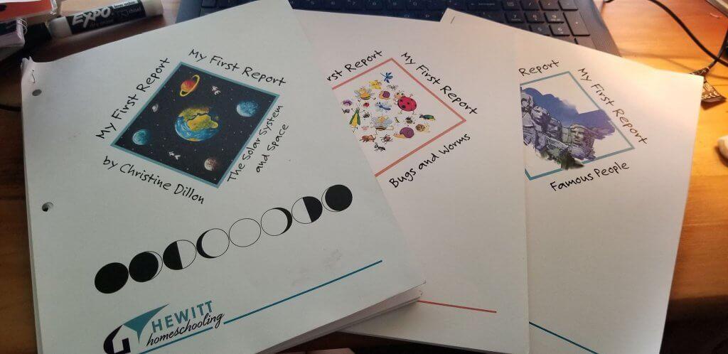 Hewitt Homeschooling resources