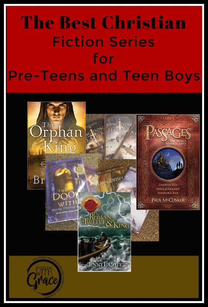 Christian Teen Fiction