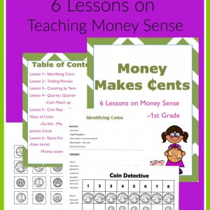 Teaching Money in Kindergarten