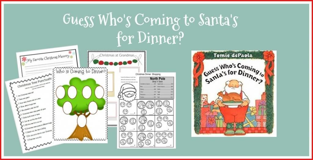 Santa's dinner