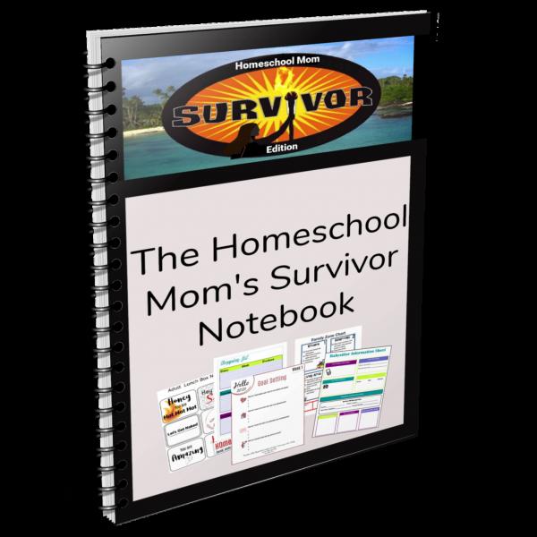 Homeschool Organization Notebook